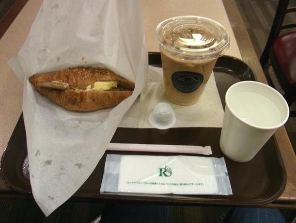 カフェクロワッサン札幌南1条店