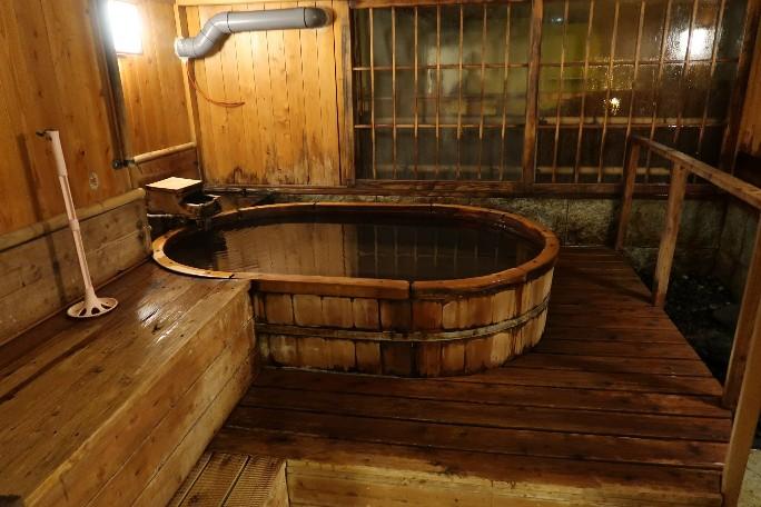 ぬくもりの宿 ふる川の貸切風呂