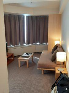 星野リゾートトマムの客室