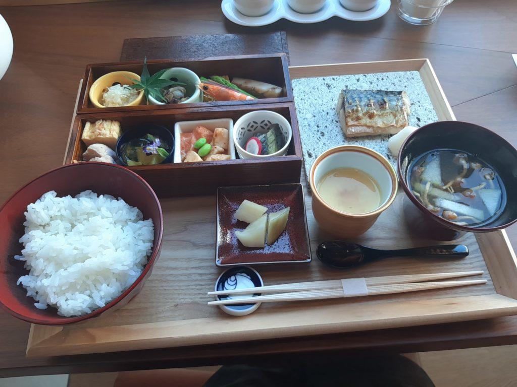 ザノット札幌の朝食
