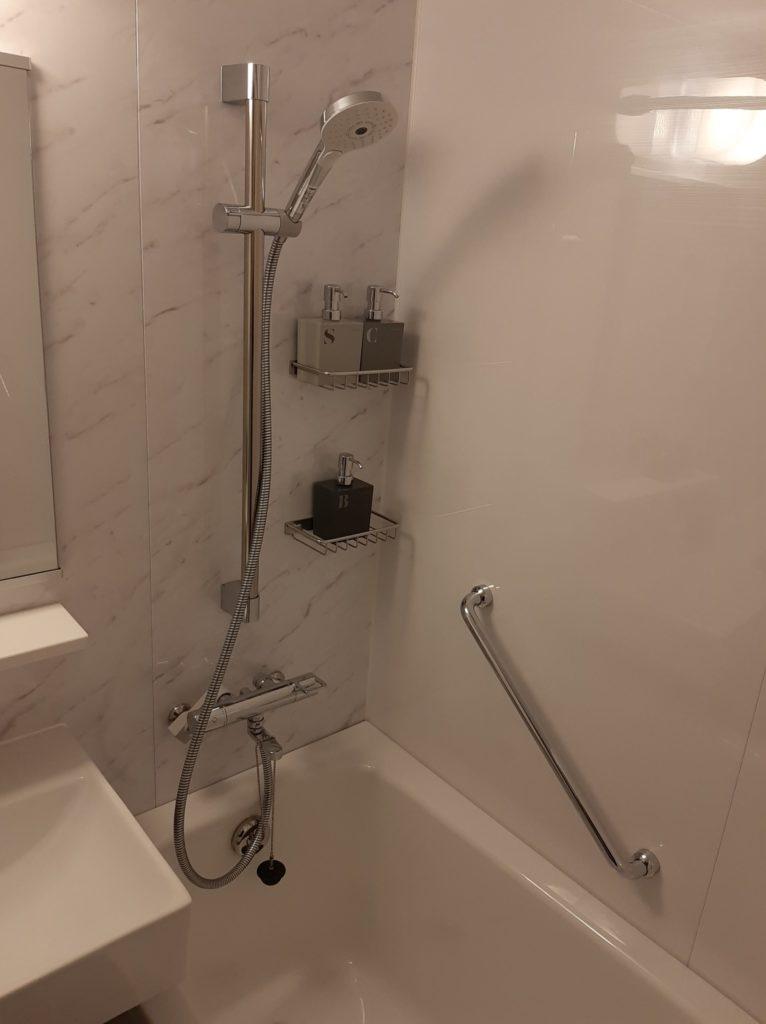 ザノット札幌のお風呂