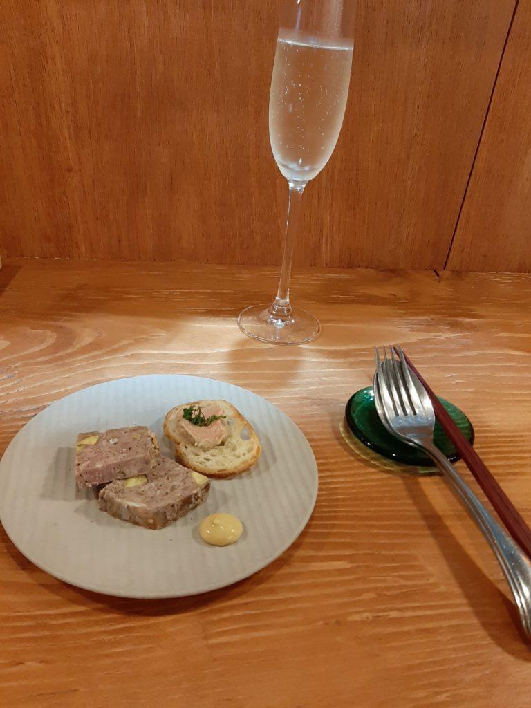 ワイン食堂YAMAの料理
