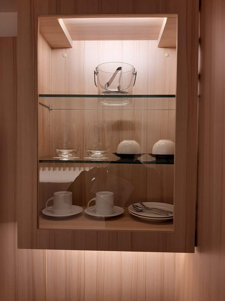 センチュリーマリーナ函館の食器