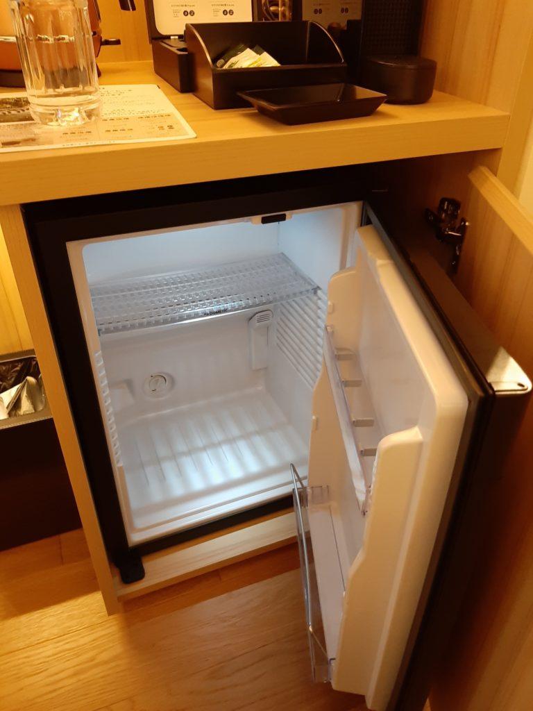 センチュリーマリーナ函館の冷蔵庫