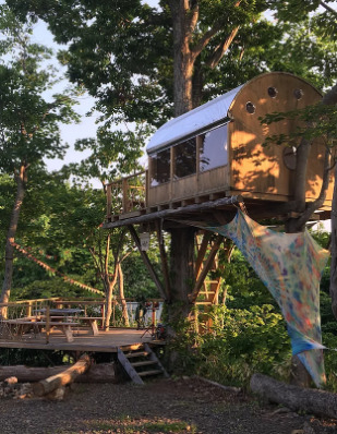 風の谷キャンプ場
