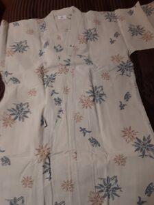 丸駒温泉の浴衣