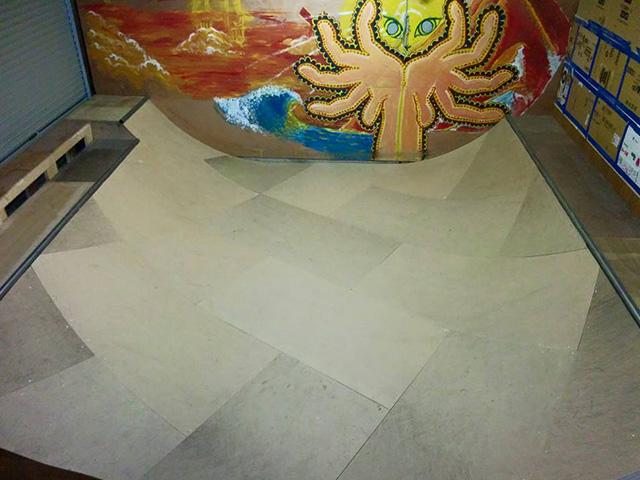 BigCat ガレージスケートパーク