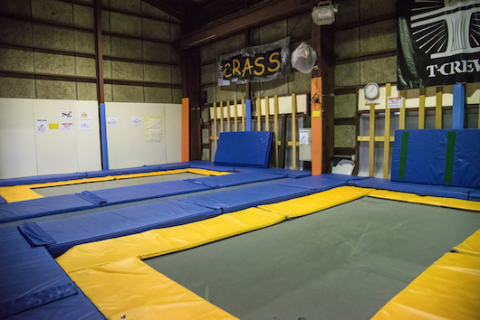 CRASS Actionsports house