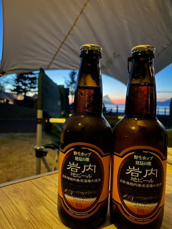 岩内地ビール