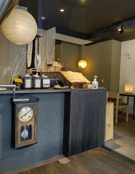 コーヒー屋さん月祭